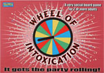 Wheel of Intoxication Game