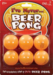 I've Never...Beer Pong