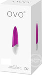 Ovo D2 Mini Vibe Waterproof Light Violet And White