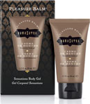 Pleasure Balm Sensations Body Gel - Creme De Menthe - 1.7 Oz