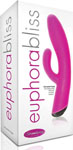 Blush Euphorabliss Personal Massager - Pink