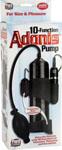 Adonis 10 Function Pump - Smoke