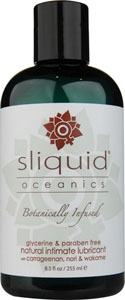 Sliquid Organics Oceanics Lubricant - 8.5 Oz