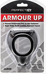 Perfect Fit Armour Up Large - Black