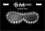 Sex & Mischief- Studded Mask