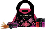 Love Essentials Travel Purse Kit - Raspberry