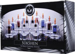 Master Series Sukshen 12 Pc Cupping System