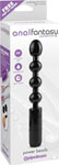 Anal Fantasy Collection Power Beads - Black