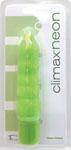 Climax Neon Vibrator - Green Dream
