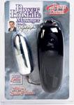 Dr.Joel Kaplan Power Prostate Massager - Silver