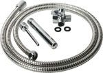 Clean Stream Deluxe Metal Shower System