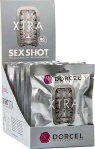 Dorcel Sex Shot Xtra - Display Of 12