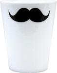 Mustache Plastic Shot Glass