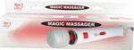 Adam & Eve Magic Massager - White/Red
