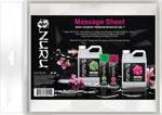 Wet Nuru Massage Sheet