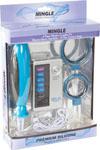 Zeus Electrosex Mingle 4 Pc Couples Kit