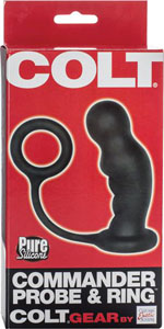 Colt Commander Probe & Ring - Black