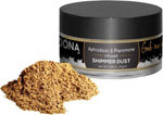 Dona Shimmer Dust - .25 oz Gold