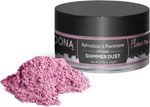 Dona Shimmer Dust - .25 oz Pink