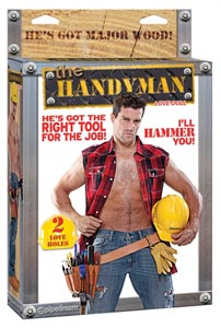 Handyman Love Doll