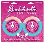 Bachelorette Party Favors Pasties Party Game
