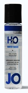 System JO H2o Water Based Lubricant 1 Oz