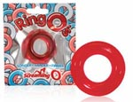 Screaming O Ringo's Fishbowl (Colors May Vary)