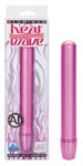 Aluminum Heat Wave Slender Massager - Pink