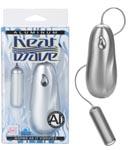 Aluminum Heat Wave Slim Teaser - Silver