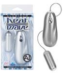 Aluminum Heat Wave Standard Teaser - Silver