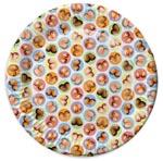 Mini Boobs Plates - 8 Pack