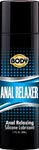 Body Action Anal Relaxer Slicone Lubricant -