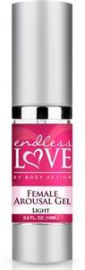 Endless Love Female Arousal Gel - Light - 0.5 Oz