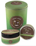 Hemp Seed Holiday Tin - Naked In The Wood