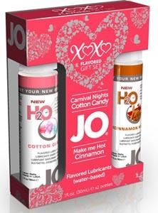 JO XOXO Flavored Gift Set