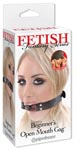 Fetish Fantasy Series Beginner's Open Mouth Gag
