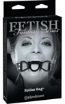 Fetish Fantasy Series Spider Gag - Black