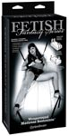 Fetish Fantasy Series Wraparound Mattress Restraints - Black