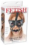 Fetish Fantasy Series Masquerade Ball Gag Restraint - Black