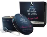 Fifty Shades of Grey Massage Me - Massage Candle