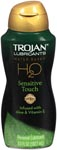 Trojan Lubricants Sensitive Touch - 5.5 Oz.