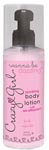 Crazy Girl Wanna Be Dazzling Sparkling Body Lotion - Pink Cupcake 6 Oz.