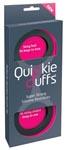 Quickie Cuffs - Black - Medium