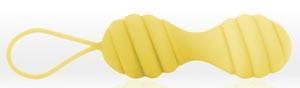 Confetti TTYDB1 Twistty Duo Balls - Neon Yellow
