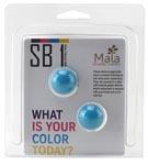 Astral SB1 Silicone Balls - Neon Blue