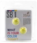 Confetti SB1 Silicone Balls - Neon Yellow