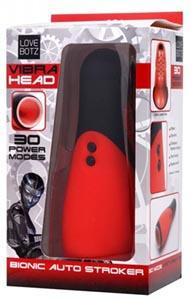 Love Botz Vibra-Head Bionic Auto Stroker