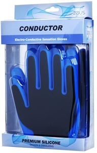 Electro Conductive E-Stim Gloves