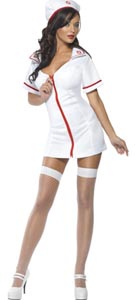 Fever Sexy Nurse Costume - Large