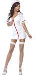 Fever Sexy Nurse Costume - Small